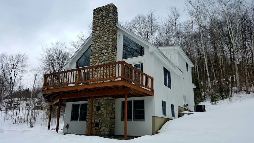 Quiet Mountain Home with Gorgeous Views of Bromley - Pérou - Maison