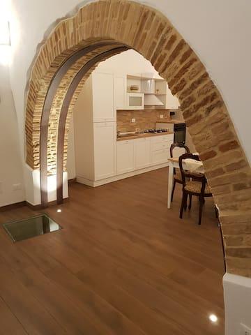 Navarca Leone luxury home, centro storico