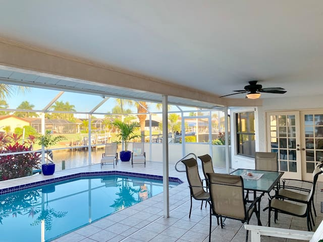LOCATION SW onWater, Pool/Hot tub +