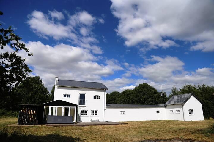 Tørvefabrikken - Sommerhus, Hadsund og ØsterHurup