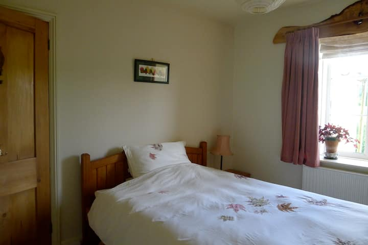 Eco Home Close to the Heart of Totnes   (Room 2/2)