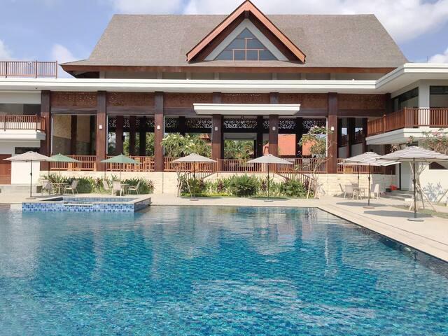 The Salila Beach Resort