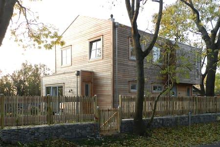 Holzhaus in Märkisch Oderland - Oberbarnim - Rumah