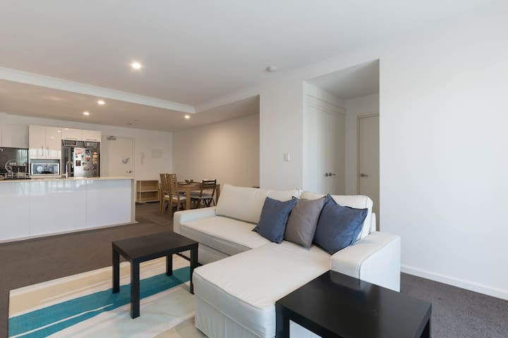 Clean & convenient 1x1 in East Perth - East Perth - Apartemen