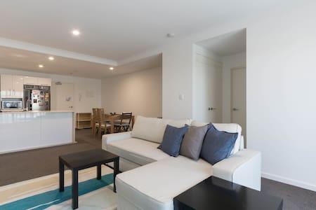 Clean & convenient 1x1 in East Perth - East Perth - Departamento