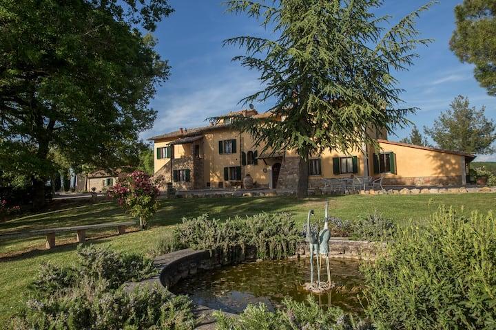 Agriturismo la Manonera Montepulciano La Villa