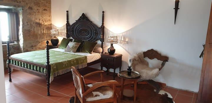 """Suite """" Terre """" Casa  BelaVista Penela"""