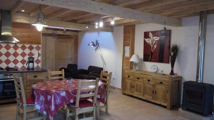 Belle villa sur domaine viticole proche de Pezenas
