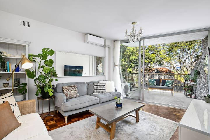 Wonderful Woollahra apartment