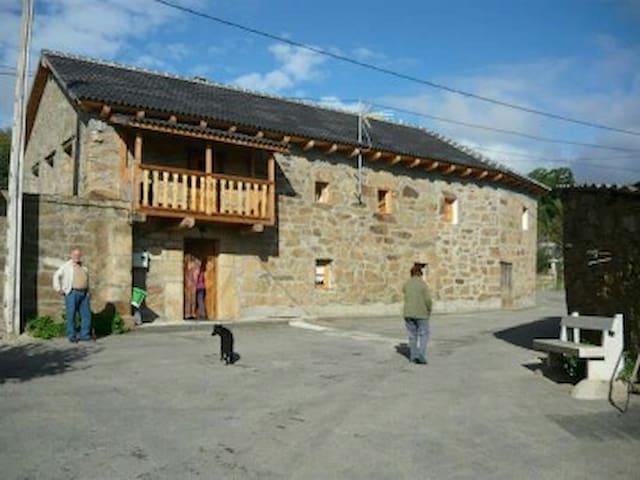 Casa la torra - Puebla de Sanabria - Rumah