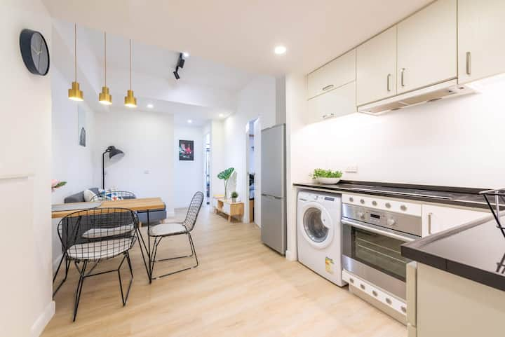 Spacious Furnished 3 Bedroom Apartment in CWB