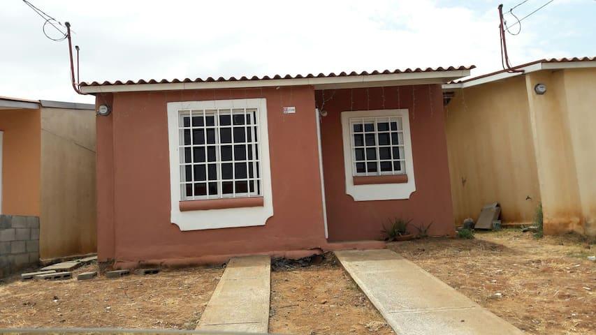 Casa de alquiler