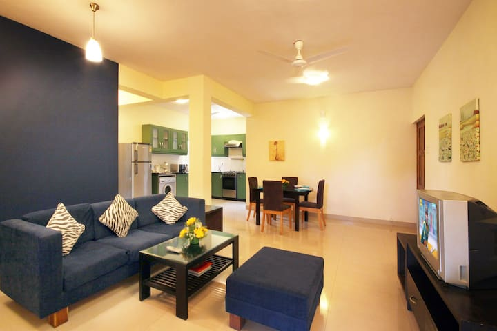 1 Bedroom Apartment with Pool - Sangolda