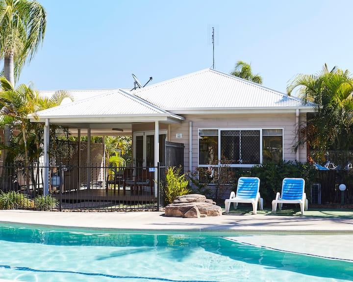 Lagoon Deluxe Villa