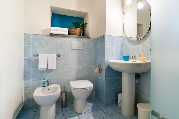 il bagno -the bathroom