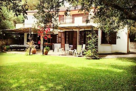 Elegante villa sul lungomare di Sabaudia - Lungomare di Sabaudia - Huvila