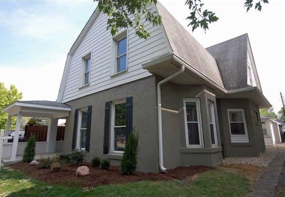 Walkable Downtown Indy Home Houses For Rent In