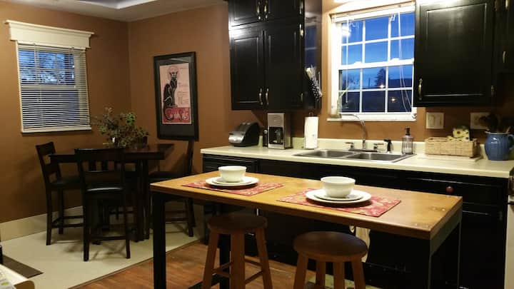 Sleeps 8! 15 m WINTERPLACE! Dog friendly!