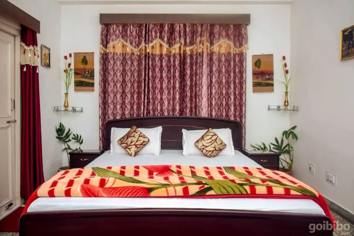 Clean, tidy bedrooms with fresh linen and towels are provided to every guest.