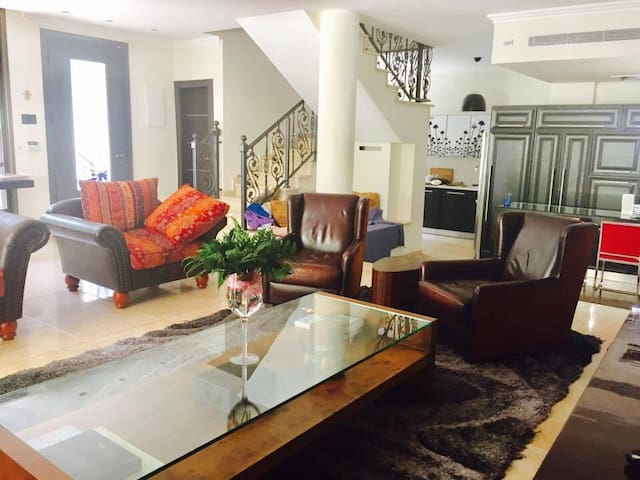 Large luxury comfortable house