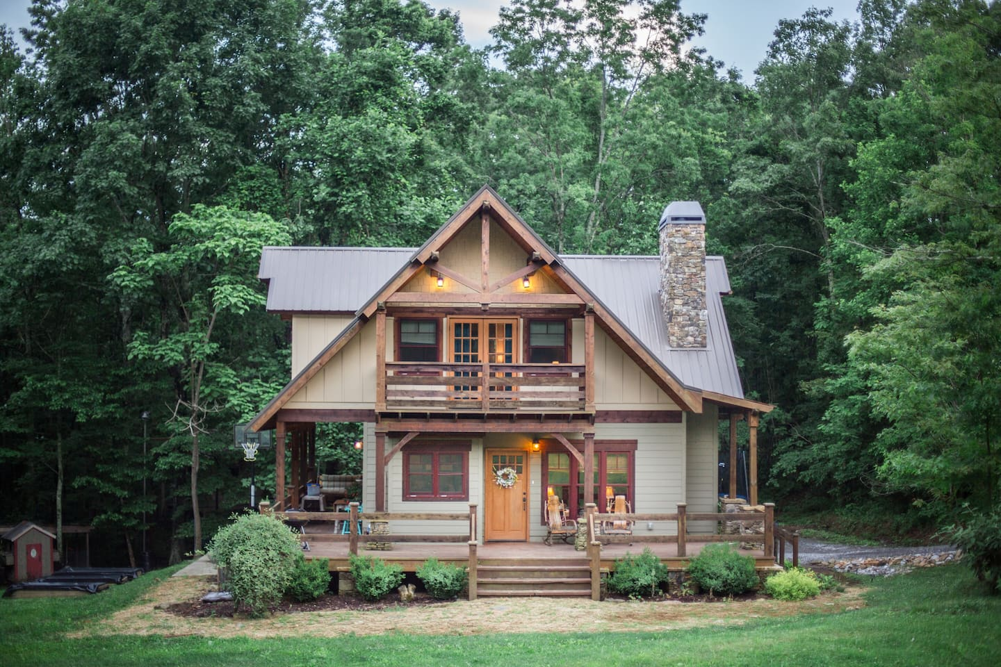 Dream Cabin just 20 minutes from Downtown Chattanooga!