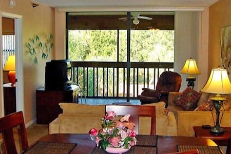 Large Two Bedroom Timeshare on Charlotte Bay