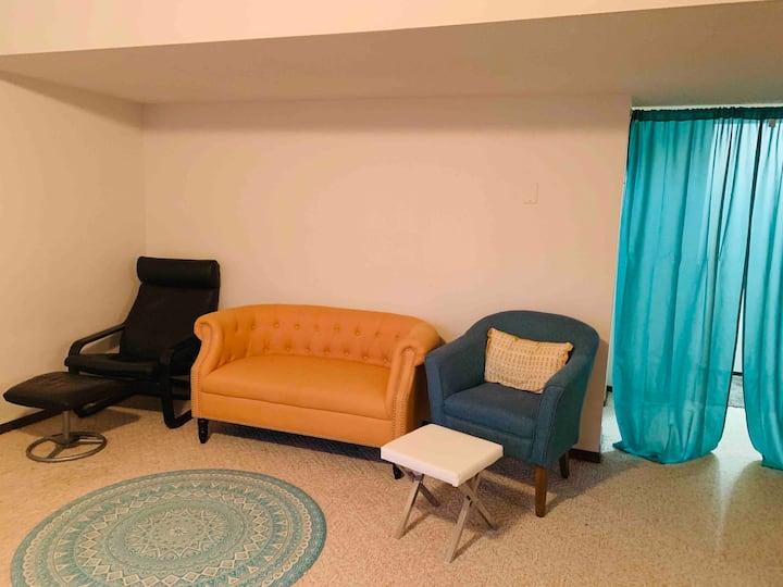 Private spacious lower level in Eden Prairie/MSP