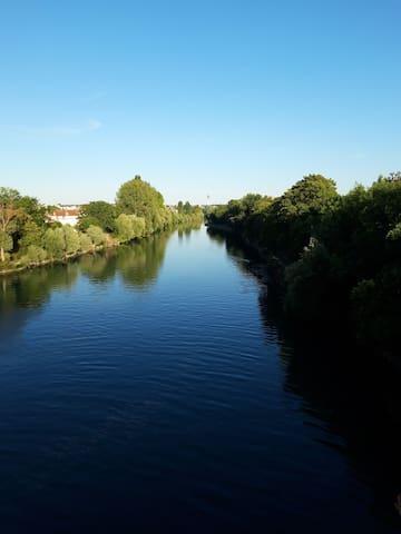 Quartier la Marne RER A-Joinville Pont