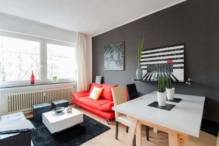 ! HANNOVER CITY APARTMENT ! - Hannover - Huoneisto
