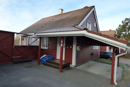 House, Oppegard 26 min by train to Oslo Central - Oppegard - House