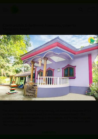 NIMAI'S NEST -A comfortable homestay in mandrem