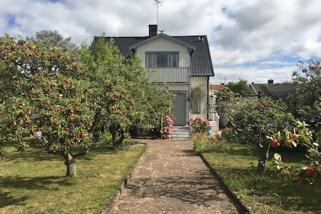 Charming townhouse 5min from beach - Borgholm - Hus