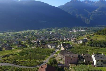 Bilocale a pochi km da Bormio e Livigno - Villa di Tirano - Appartement