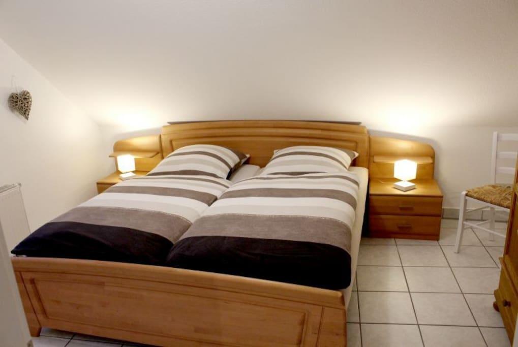 Hier kann man gut schlafen