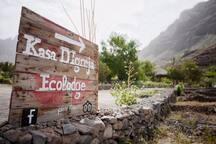 Kasa D'igreja Ecolodge Cruzinha/Cha D'Igreja VM