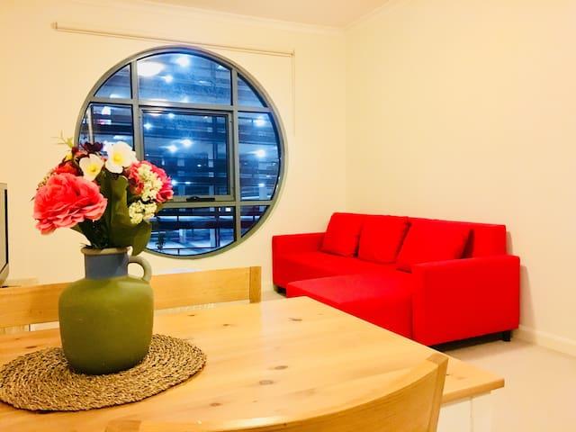 Prime location in Melbourne CBD, lovely apartment