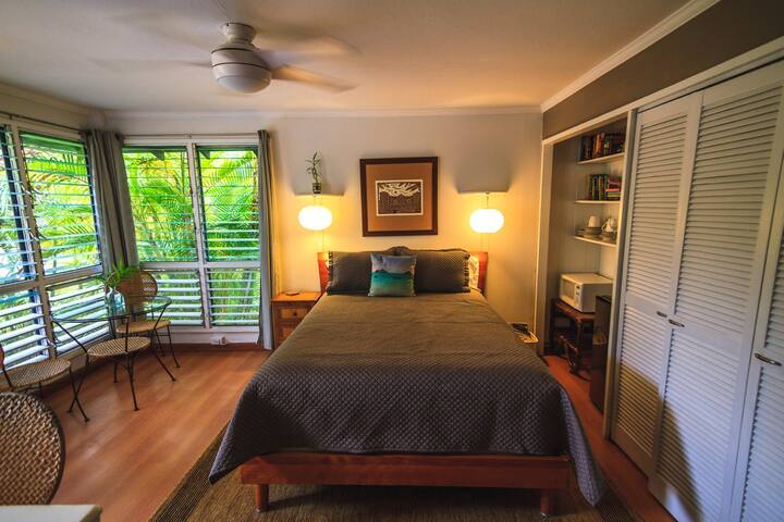 D&D's B&B, free Wifi, close to beach and town - Kailua - Bed & Breakfast