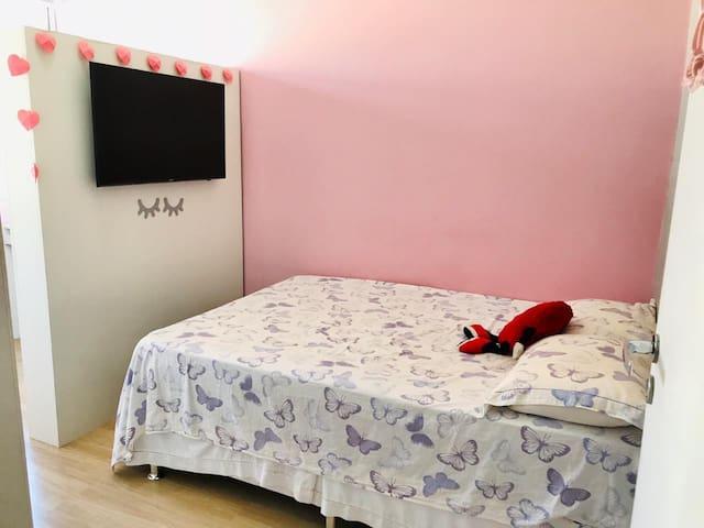 Excelente quarto no Flamengo
