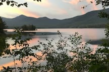 Chittenden  Dam , most beautiful clear water place.  Twenty minutes away. A must see experience! It is a 20 minute drive from our home.