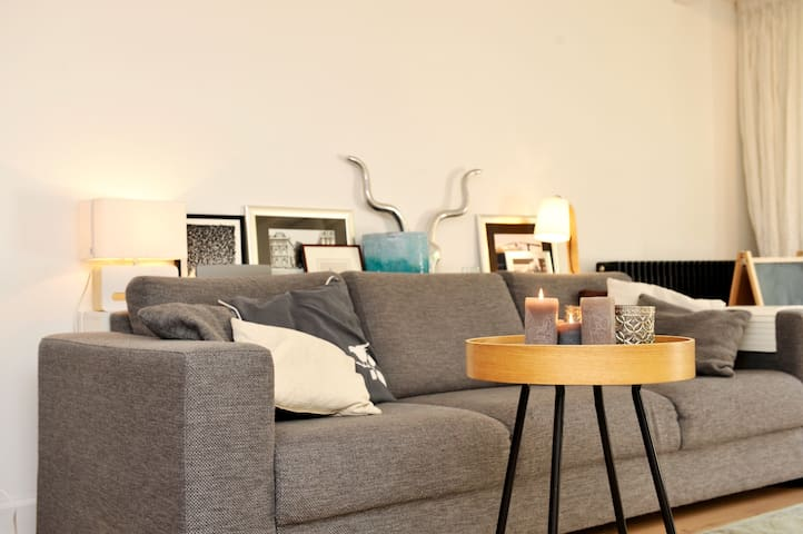 Great East Amsterdam Apartment | With Cute Cat!