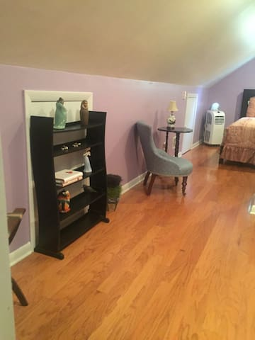PRIVATE Bedroom close to NYCity&NJ EWR airport #2A