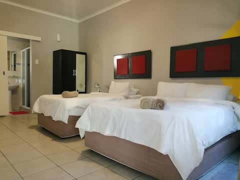 The Copper Guesthouse Room #4
