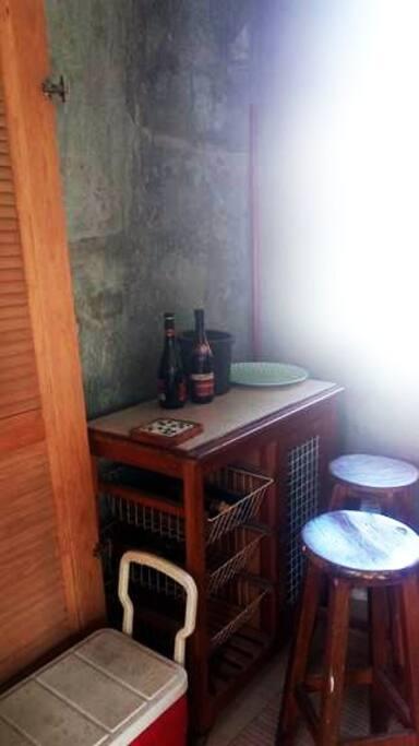 area de cocina y lavado