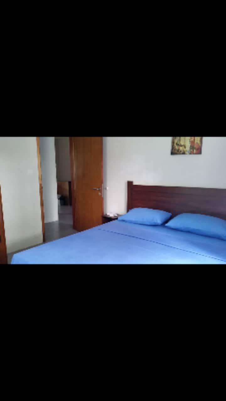Fully furnished apartment in Pereybere