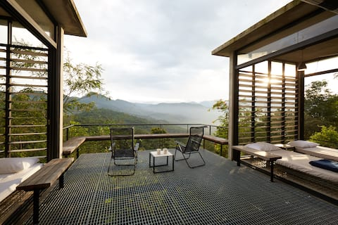 Mountain View Getaway House con piscina (Lauhaus)