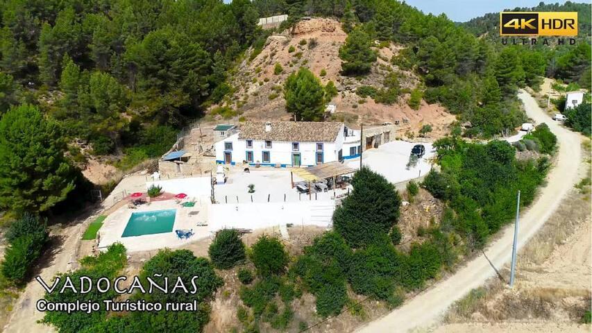 Casa Rural en Hoces del Cabriel y Reserva Biosfera