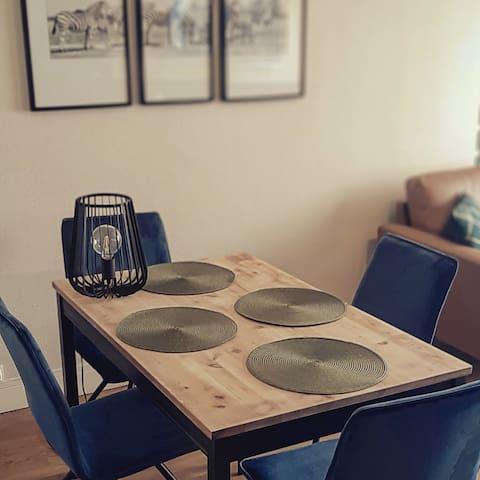 Salle à mangé 4 personnes