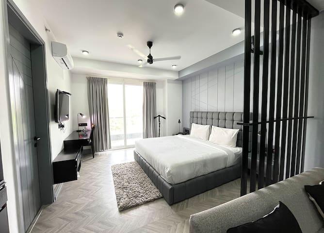 Serviced Apartments near MG Road Metro Station Gurgaon