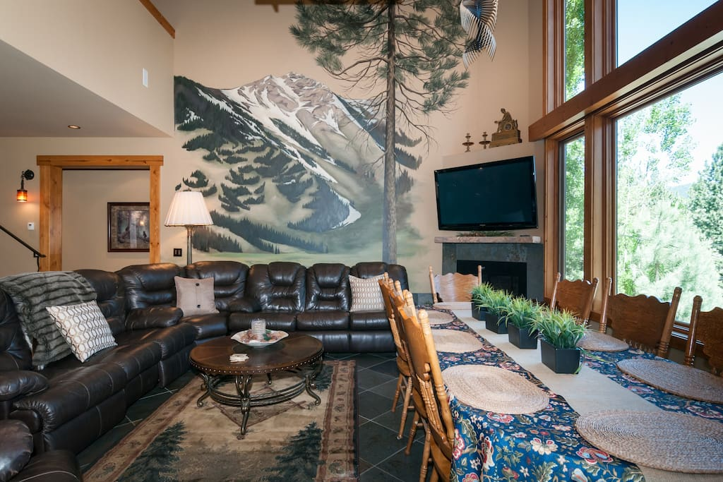 olympic valley big and beautiful singles Book your next winter vacation at squaw valley–alpine meadows, one of the finest lake tahoe ski resorts in california.