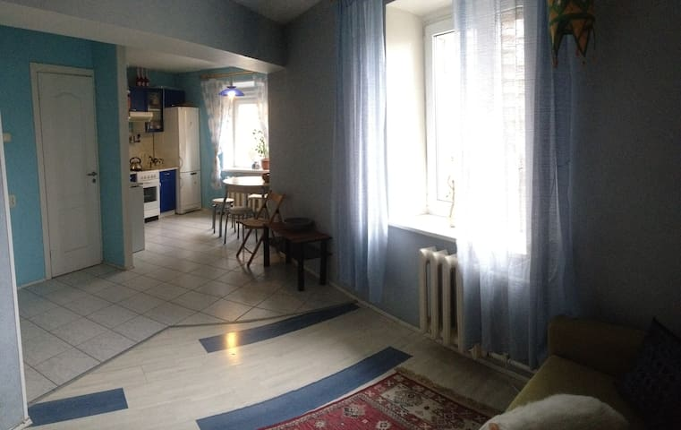 Cozy studio not far from the city center - Sankt-Peterburg - Apartment